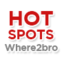 Hot Spots Where2bro